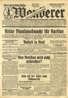 Der Oberschlesische Wanderer, 1931, Jg. 104, Nr. 203