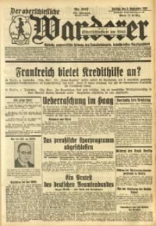 Der Oberschlesische Wanderer, 1931, Jg. 104, Nr. 207
