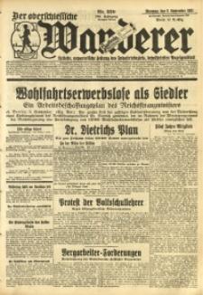 Der Oberschlesische Wanderer, 1931, Jg. 104, Nr. 210