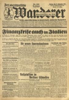 Der Oberschlesische Wanderer, 1931, Jg. 104, Nr. 213