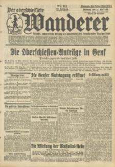 Der Oberschlesische Wanderer, 1930, Jg. 103, Nr. 111
