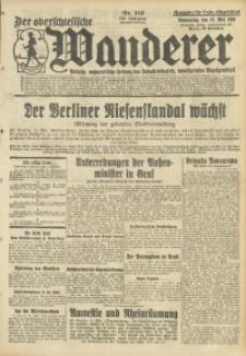 Der Oberschlesische Wanderer, 1930, Jg. 103, Nr. 112