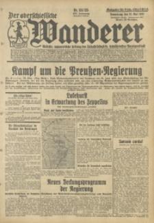 Der Oberschlesische Wanderer, 1930, Jg. 103, Nr. 124/125