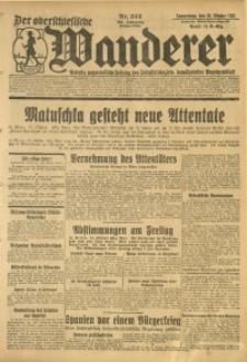 Der Oberschlesische Wanderer, 1931, Jg. 104, Nr. 242