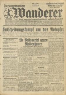 Der Oberschlesische Wanderer, 1930, Jg. 103, Nr. 140