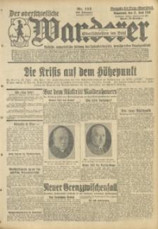Der Oberschlesische Wanderer, 1930, Jg. 103, Nr. 142