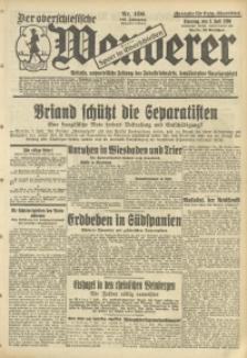 Der Oberschlesische Wanderer, 1930, Jg. 103, Nr. 156