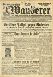 Der Oberschlesische Wanderer, 1931, Jg. 104, Nr. 260