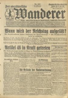 Der Oberschlesische Wanderer, 1930, Jg. 103, Nr. 165