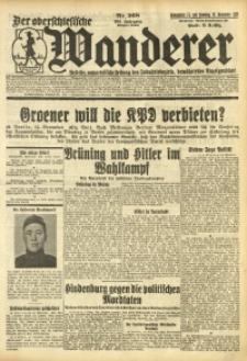Der Oberschlesische Wanderer, 1931, Jg. 104, Nr. 268