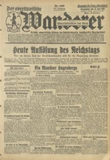 Der Oberschlesische Wanderer, 1930, Jg. 103, Nr. 166