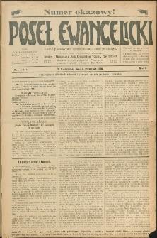 Poseł Ewangelicki, 1910, Nry 1-53