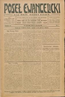 Poseł Ewangelicki, 1912, Nry 1-52