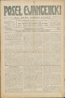 Poseł Ewangelicki, 1913, Nry 1-52