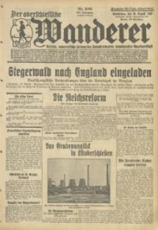 Der Oberschlesische Wanderer, 1930, Jg. 103, Nr. 200