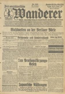 Der Oberschlesische Wanderer, 1930, Jg. 103, Nr. 203