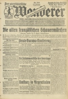 Der Oberschlesische Wanderer, 1930, Jg. 103, Nr. 210