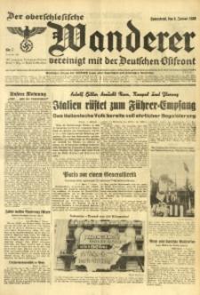 Der Oberschlesische Wanderer, 1938, Jg. 110, Nr. 7