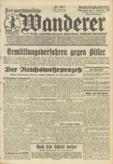 Der Oberschlesische Wanderer, 1930, Jg. 102, Nr. 224