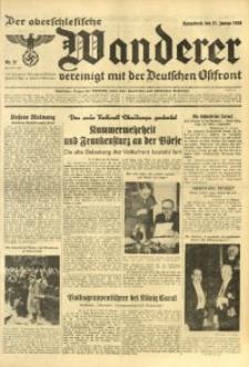 Der Oberschlesische Wanderer, 1938, Jg. 110, Nr. 21