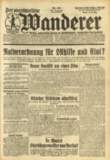 Der Oberschlesische Wanderer, 1931, Jg. 103, Nr. 26