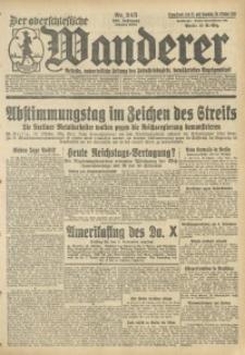 Der Oberschlesische Wanderer, 1930, Jg. 103, Nr. 245