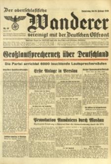 Der Oberschlesische Wanderer, 1938, Jg. 110, Nr. 40