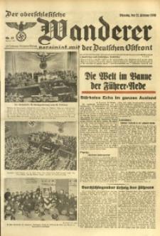 Der Oberschlesische Wanderer, 1938, Jg. 110, Nr. 52