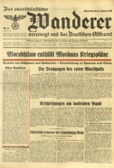 Der Oberschlesische Wanderer, 1938, Jg. 110, Nr. 54