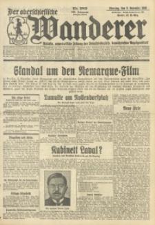 Der Oberschlesische Wanderer, 1930, Jg. 103, Nr. 289
