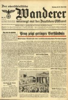 Der Oberschlesische Wanderer, 1938, Jg. 111, Nr. 113