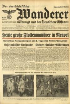 Der Oberschlesische Wanderer, 1938, Jg. 111, Nr. 122
