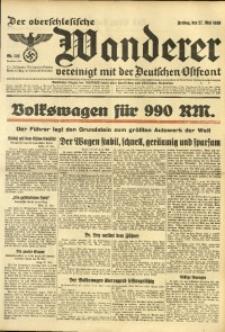 Der Oberschlesische Wanderer, 1938, Jg. 111, Nr. 144