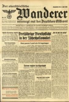 Der Oberschlesische Wanderer, 1938, Jg. 111, Nr. 152