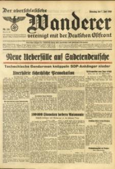 Der Oberschlesische Wanderer, 1938, Jg. 111, Nr. 154