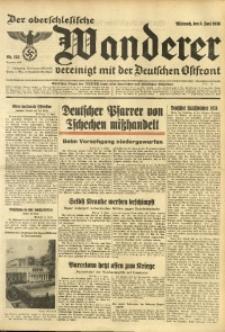 Der Oberschlesische Wanderer, 1938, Jg. 111, Nr. 155