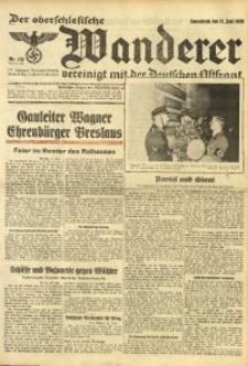 Der Oberschlesische Wanderer, 1938, Jg. 111, Nr. 158