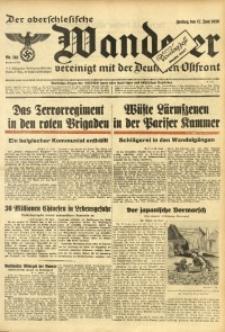 Der Oberschlesische Wanderer, 1938, Jg. 111, Nr. 164