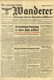 Der Oberschlesische Wanderer, 1938, Jg. 111, Nr. 167