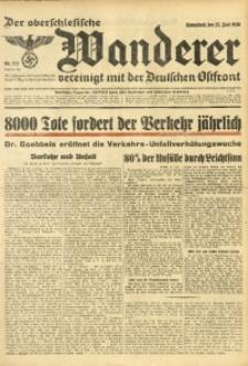Der Oberschlesische Wanderer, 1938, Jg. 111, Nr. 172