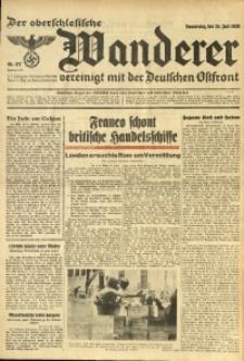 Der Oberschlesische Wanderer, 1938, Jg. 111, Nr. 177
