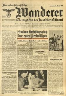 Der Oberschlesische Wanderer, 1938, Jg. 111, Nr. 184
