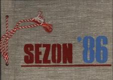 Sezon '86 [Camping Pietrowice Głubczyckie].