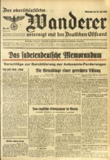 Der Oberschlesische Wanderer, 1938, Jg. 111, Nr. 197