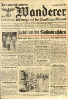 Der Oberschlesische Wanderer, 1938, Jg. 111, Nr. 203