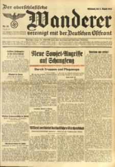 Der Oberschlesische Wanderer, 1938, Jg. 111, Nr. 211