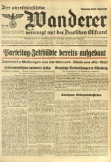 Der Oberschlesische Wanderer, 1938, Jg. 111, Nr. 226