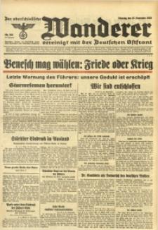 Der Oberschlesische Wanderer, 1938, Jg. 111, Nr. 266