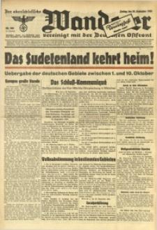 Der Oberschlesische Wanderer, 1938, Jg. 111, Nr. 272