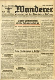 Der Oberschlesische Wanderer, 1938, Jg. 111, Nr. 286